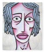 amy Fleece Blanket