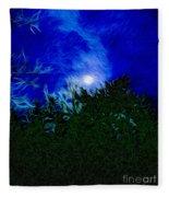 An Affair With Isolation_forest Fleece Blanket