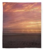 An Enchanted Morning Fleece Blanket