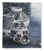 Anasazi Charm Fleece Blanket