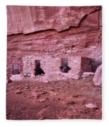 Ancient Ruins Mystery Valley Colorado Plateau Arizona 04 Fleece Blanket