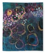 And Yet You Are Loved Fleece Blanket