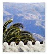 Andalusian View Fleece Blanket