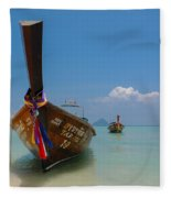 Andaman Dreams Fleece Blanket