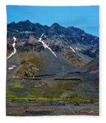 Andean Journey Fleece Blanket