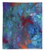 Andee Design Abstract 1 2017 Fleece Blanket