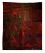 Andee Design Abstract 135 2017 Fleece Blanket