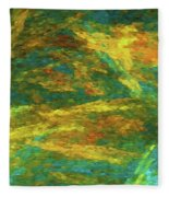 Andee Design Abstract 16 C 2018 Fleece Blanket