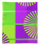 Andee Design Abstract 5 Of The 2016 Collection  Fleece Blanket