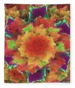 Andee Design Abstract 70 2017 Fleece Blanket