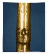 Andes: Gold Effigy, 1400 Fleece Blanket