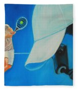 Andy Roddick Fleece Blanket