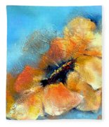 Anemone Fleece Blanket