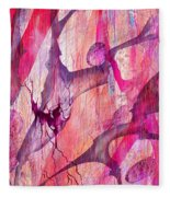 Aneurysm Fleece Blanket