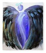 Angel 107 Fleece Blanket