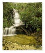 Angel Falls Fleece Blanket