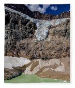 Angel Glacier Jasper 2 Fleece Blanket