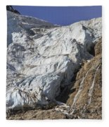 Angel Glacier Fleece Blanket