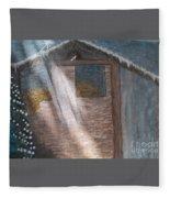 Angel Of Light Fleece Blanket