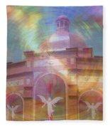 Angel Sanctuary Fleece Blanket