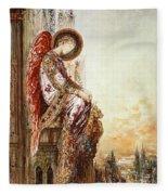 Angel Traveller Fleece Blanket