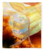 Angels Among Us Fleece Blanket