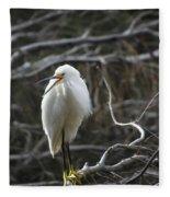 Angry Bird Fleece Blanket