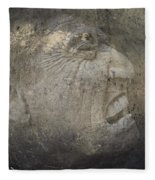 Anguish Fleece Blanket