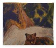 Animals -039 Fleece Blanket