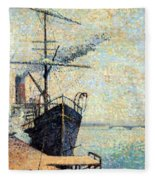 Ankerplaats 1885 Fleece Blanket