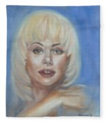 Ann Jillian Fleece Blanket