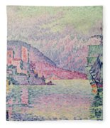 Antibes Fleece Blanket
