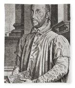 Antoine Perrenot De Granvelle, 1517 To Fleece Blanket
