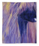 Apache Fleece Blanket
