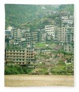 Apartments, China Fleece Blanket