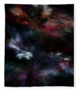 Apocalyptical Dawn Fleece Blanket