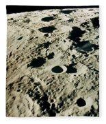 Apollo 15: Moon, 1971 Fleece Blanket
