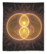 Apophysis 2 Fleece Blanket