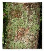 Appalachian Arbor Flora Fleece Blanket