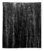 Apparition Fleece Blanket