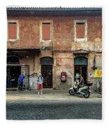 Appia Antica Break Fleece Blanket
