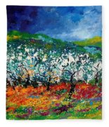 Appletrees 4509070 Fleece Blanket