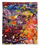 Aquarium Fleece Blanket