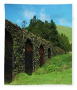 Aqueduct Fleece Blanket