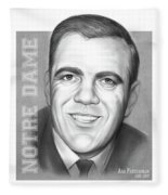 Ara Parseghian Fleece Blanket