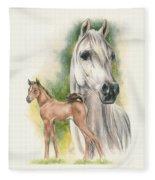 Arabian Fleece Blanket