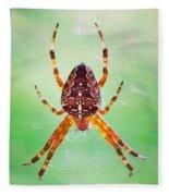 Arachnid Fleece Blanket