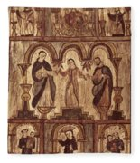 Aragon: Jesus & Disciples Fleece Blanket