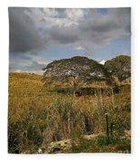 Arboletes Fleece Blanket