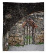 Arched Way Fleece Blanket